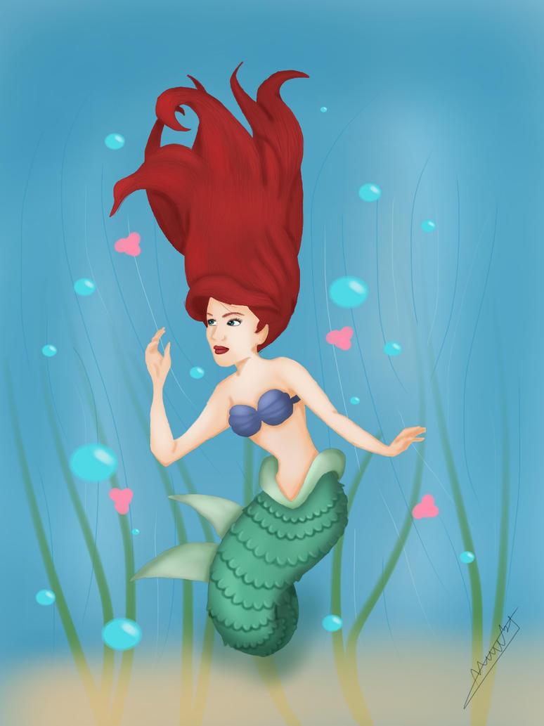 Under the Sea by M-Victoria-W