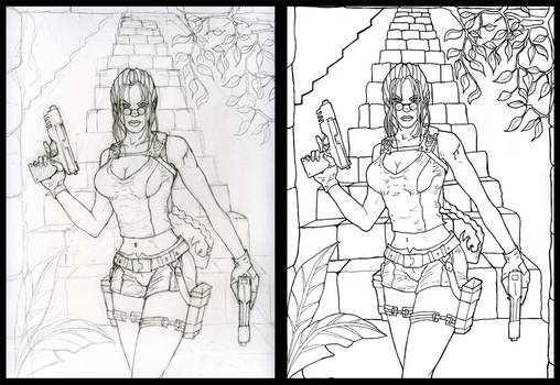 Lara Croft - Underworld