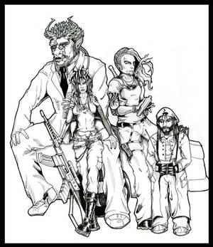 Shadowrun Mercenaries