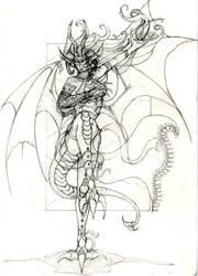 Dancer - Sketch