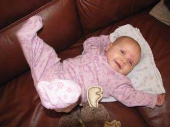Look, Mummy - I Have Feet