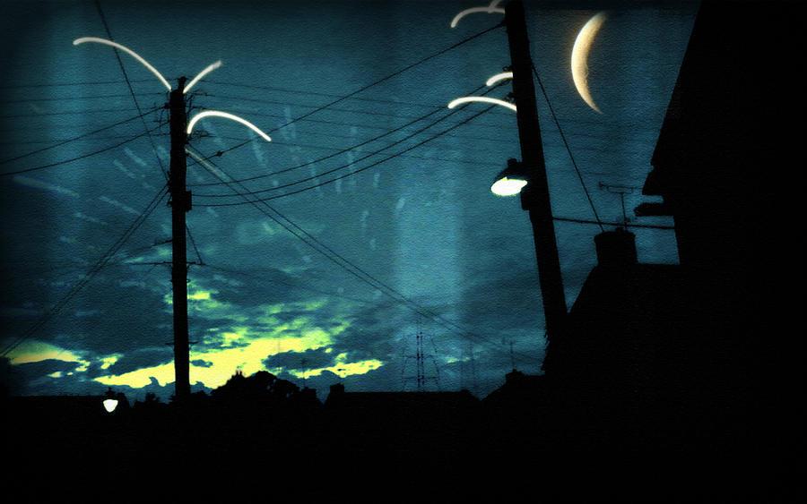 The Sleepwalker by Poowis