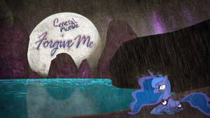 Forgive Me song art by Poowis