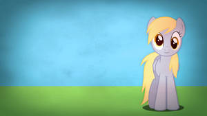 Fairly simple pony wallpapers - Derpy by Poowis