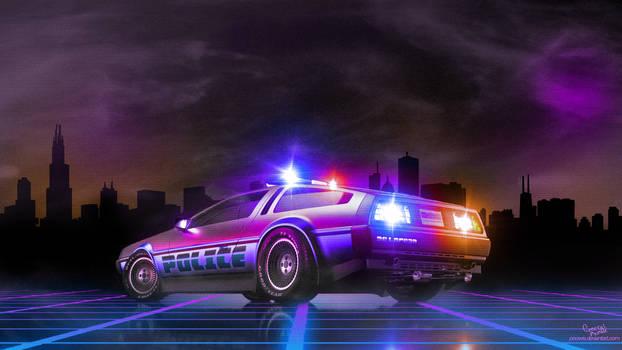 d.notive - Rescue 911 Theme - cover art (typeless)