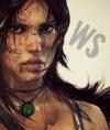 My Icon: Lara Croft by WaveSeeker90
