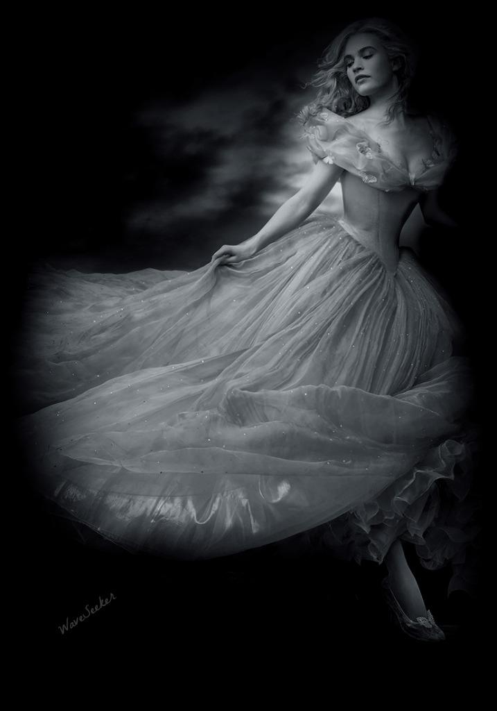 Cinderella by WaveSeeker90
