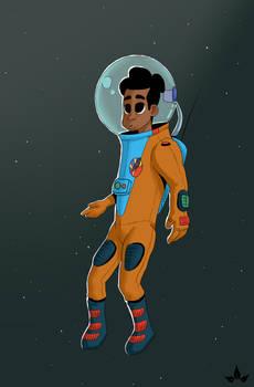 Astronaut character!