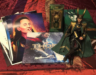 Most incredible bday gifts!!! by fangirlMasquerade