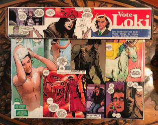 Loki'd comic box side 2