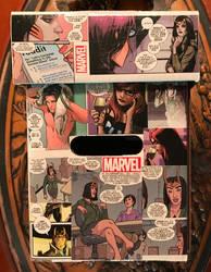 Loki'd comic box side 3
