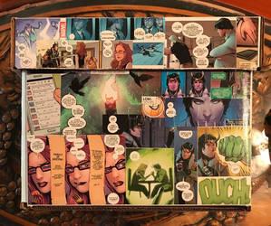Loki'd comic box side 4