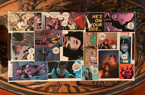 Loki'd comic box lid