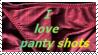 X3 i love panty shots by ZamieCat