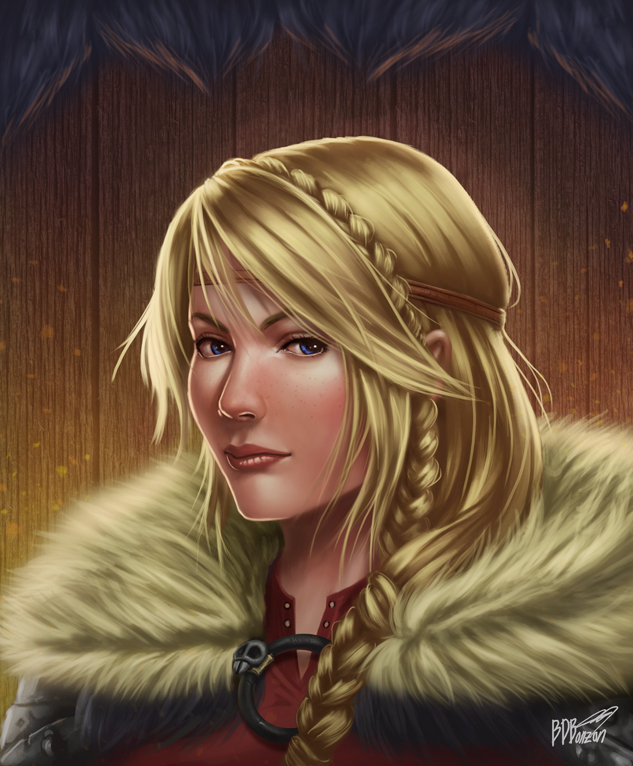 Astrid how to train your dragon by bdbonzon on deviantart astrid how to train your dragon by bdbonzon ccuart Gallery