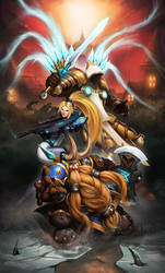 Protect Top: Heroes of The Storm