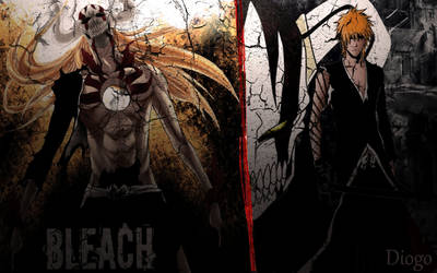 Bleach Fan Art by dfop02