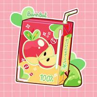 Pokemon | Juice | Applin Apple Juice