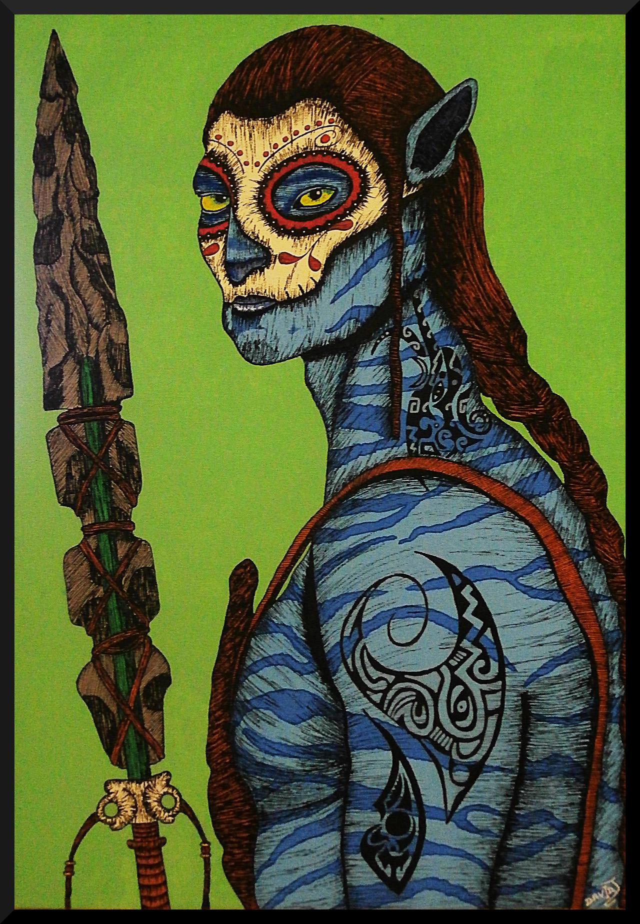 head of the dead Avatar
