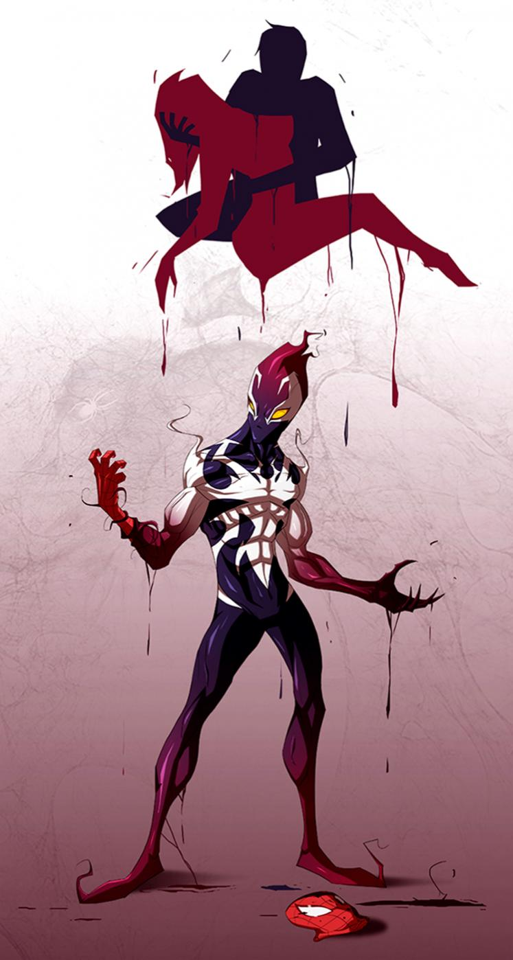 Spiderman - Ultimate Symbiote [FINAL]