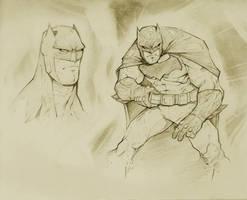 Batman : Dawn of Justice by COLOR-REAPER