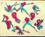 Spidey doodles 2.