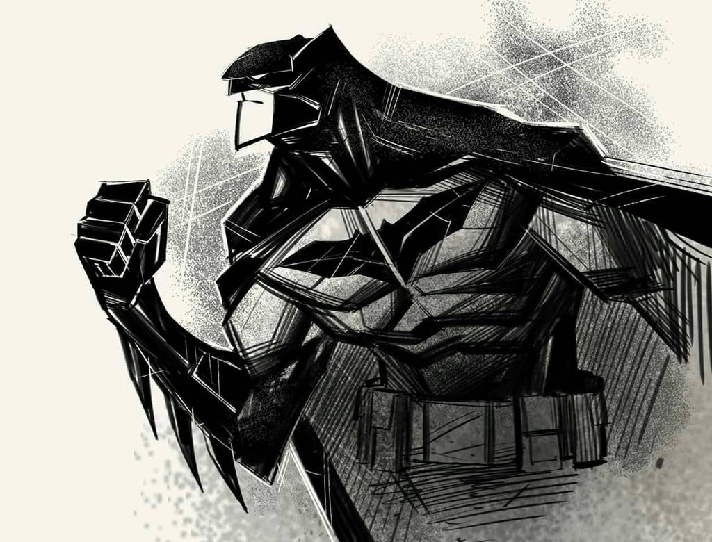 The Batman by COLOR-REAPER on DeviantArt