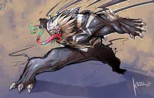 Leo-Venom by COLOR-REAPER