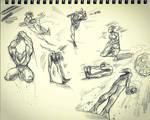 Gesture Doodles 2