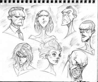 Penchill Sketches