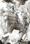 Sebastian Shaw VS Nimrod Sentinel