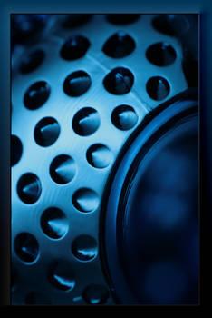 Blue Glass III