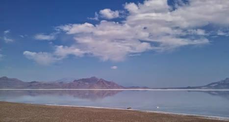 Salt Lake by thealchemistchamber