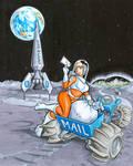 Lunar Postal Express 6-16-12