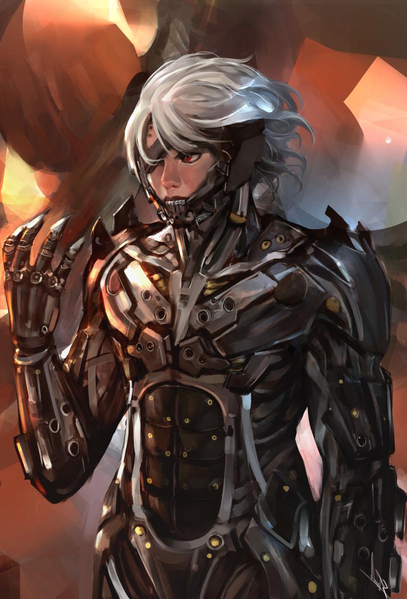 Raiden by OnishinX