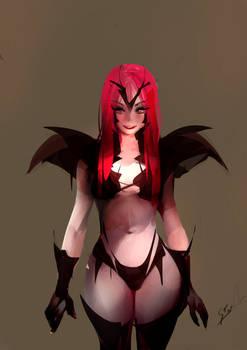 Oc Sorceress