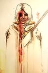 The bullet - Captain Amari