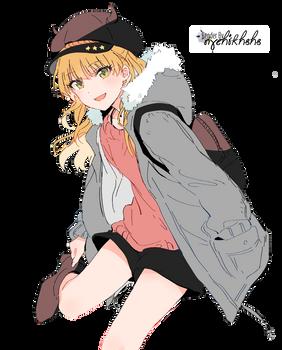 Rika Jougasaki Render #85