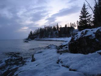Icy Shore 3 by deadeye-stock