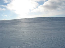 Snow Covered Hill by deadeye-stock