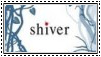 Shiver stamp by MagikBeanz
