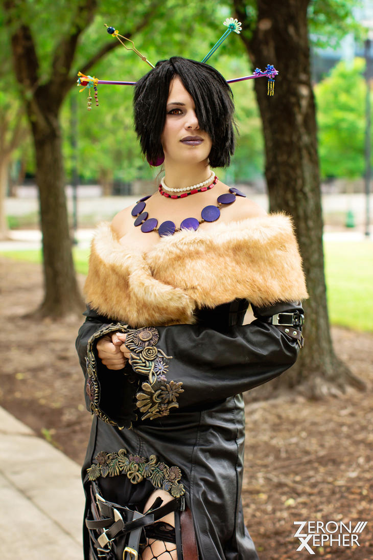 Lulu Reborn | Final Fantasy X by Tarapotamus