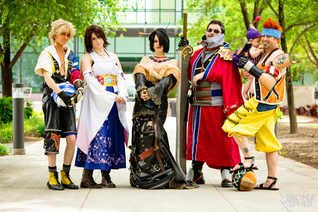 Quality over Quantity | Lulu | Final Fantasy X by Tarapotamus