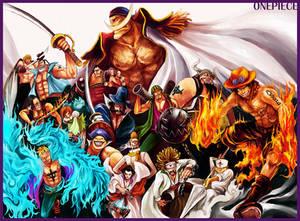One Piece x Mama!Reader by PurpleHairedSnowFox on DeviantArt
