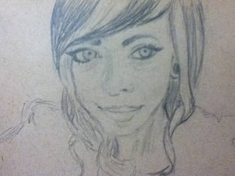 missmissymarissa sketch by earuiz1
