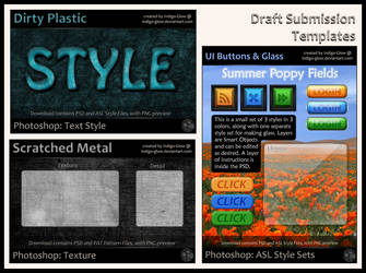 Draft Resource Submission Templates