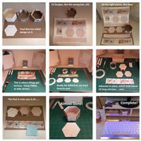WIP - Hexagon Box