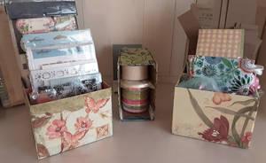 Crafting Supplies Organization