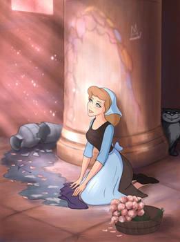 Cinderella dreaming