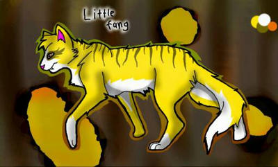 littlefang by SolinTheDragon